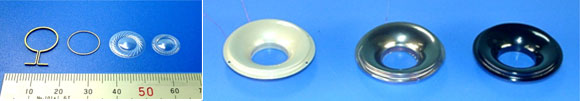 We also produce Film Diaphragm for tweeter.